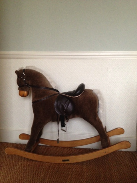 Traditional Rocking Horse from Mamas and Papas
